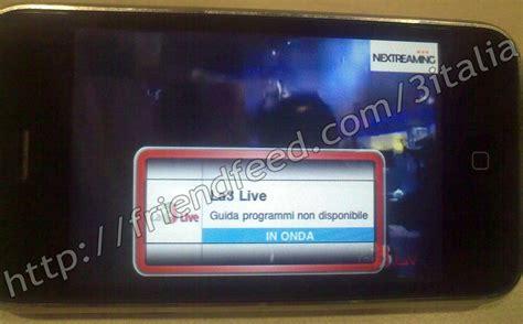 3 mobile tariffe 3 tv mobile su iphone a breve su appstore 187 sostariffe it
