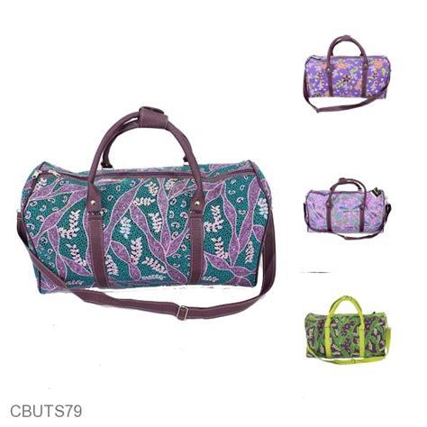 Tas Transel Volume Besar Bisa Untuk Travel Laptop Jalan Jalan Fts061 tas baju batik cantik bunda motif kembang kembangan tas