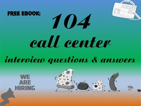 top 10 call center questions with answers