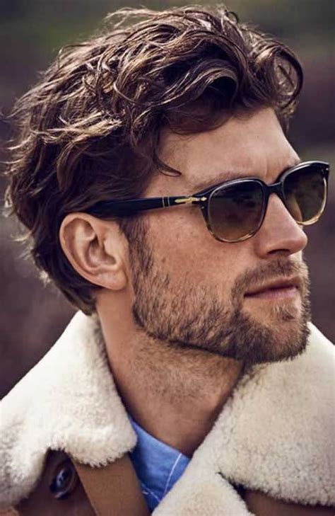 boys haircuts for thick wavy hair latest thick wavy hairstyles for men mens hairstyles 2017