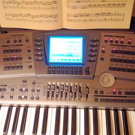 Keyboard Casio Mz 2000 casio mz 2000 image 2013883 audiofanzine