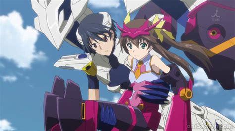 infinite stratos anime 2011 tv series