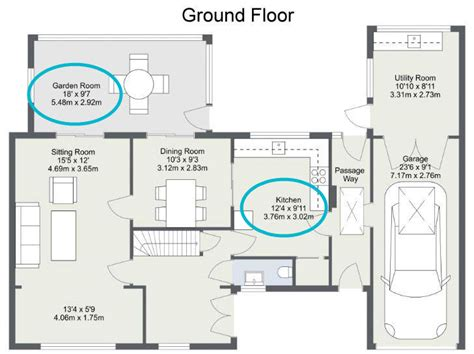 floor plan with measurements overview of measurements on floor plans web