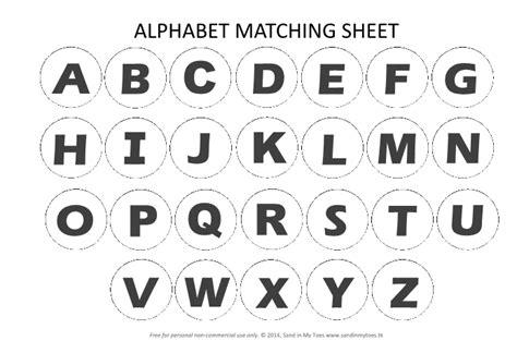 printable alphabet matching game free worksheets 187 alphabet matching printables free math