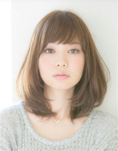 Japanese Hairstyle by 2018 Popular Layered Japanese Hairstyles