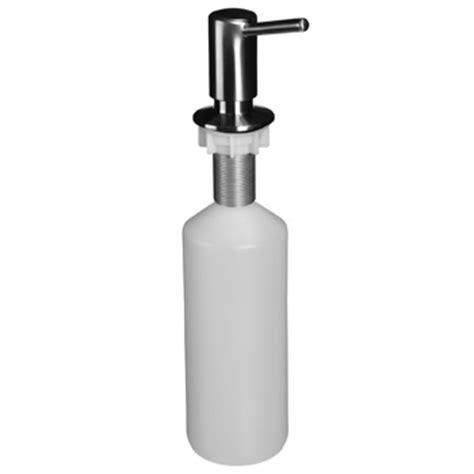 Hans Faucet by Hansgrohe 04539800 S Soap Dispenser Steel Optik Faucetdepot
