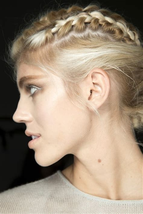 What Will 2015 Spring Hairstyles Look Like | 10 braided hairstyles to wear in spring 2015 operandi moda