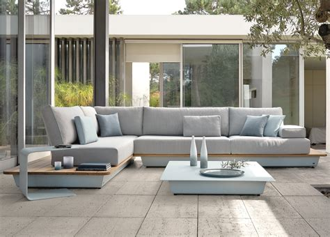 sofa sitzgruppe manutti air sectional sofa couture outdoor