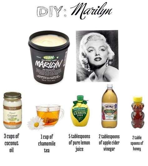 10 diy natural hair products the good the bad the ugly copycat lush marilyn mask trusper