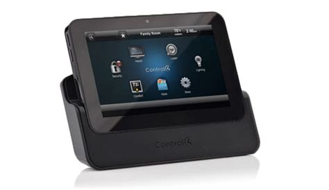 home automation montreal new control4 7 inch portable