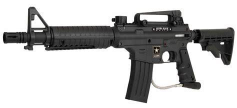 alfa black tippmann us army alpha black elite tactical paintball gun