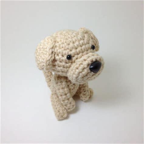amigurumi labrador pattern best crochet dog amigurumi products on wanelo
