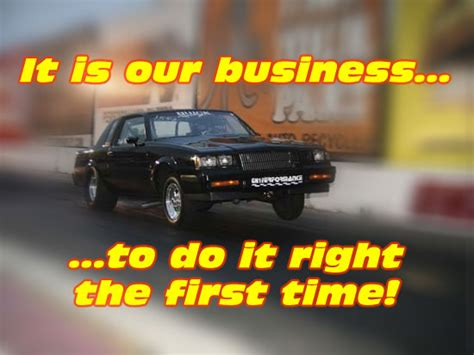 buick grand national performance upgrades gn1performance buick grand national parts service