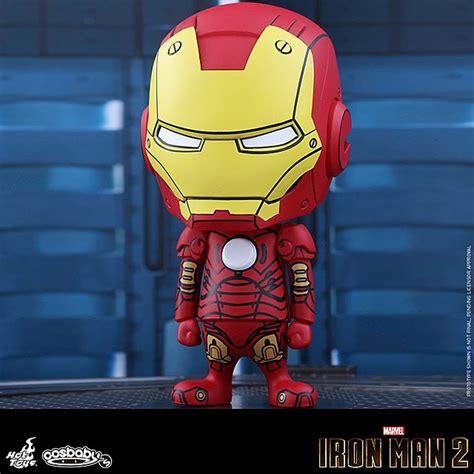 Toys Cosbaby Iron I Metallic Colour Version Bobble toys iron iii comic color version cosbaby bobble