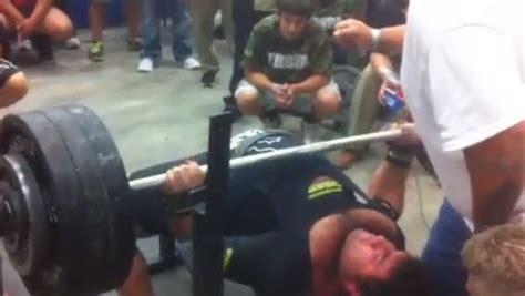 alabama bench press record lpg news high school senior can bench press 700 pounds