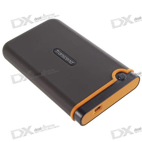 Harddisk External Transcend 250gb genuine transcend storejet 2 5 quot 250gb usb 2 0 external disk free shipping dealextreme