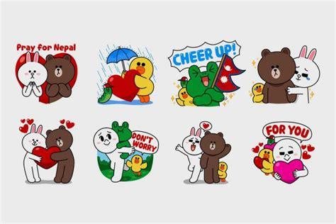 emoji ulang tahun 5 fakta unik tentang stiker dan emoji line techno id