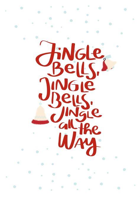 jingle bells frohe weihnachten echte postkarten  versenden