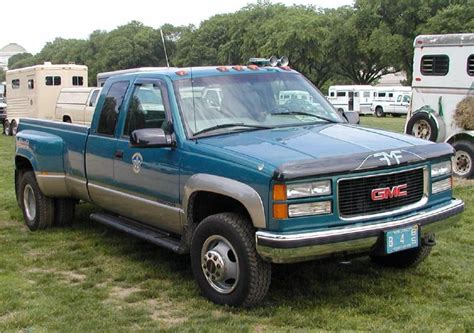 1998 gmc 3500 information and photos zombiedrive