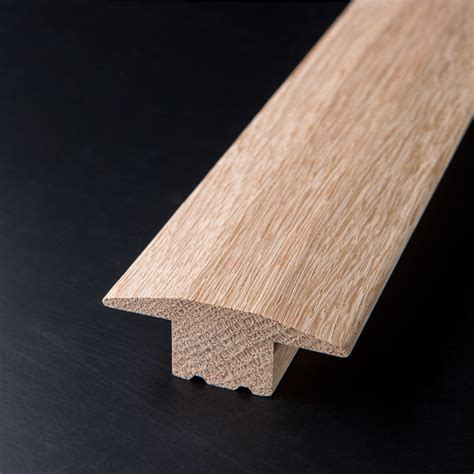 solid oak t section wood trims spacers online