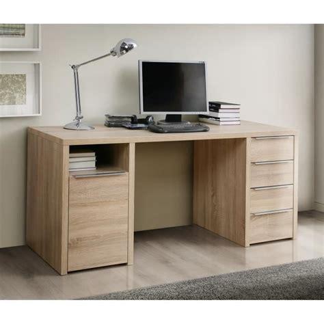 bureau 3 en 1 calpe bureau ch 234 ne sonoma l 160 cm achat vente
