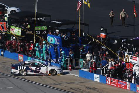 NASCAR: Analyse Talladega Oktober / Vorschau Martinsville ... F1 Livestream Nbcsn