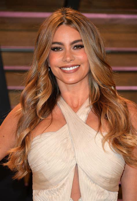 sofia vergara hair color sofia vergara perfume 2014 popsugar beauty