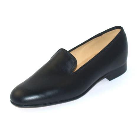 albert slipper mens leather albert houseshoes