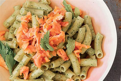 pasta e sedano ricetta pasta con sedano e salmone la cucina italiana