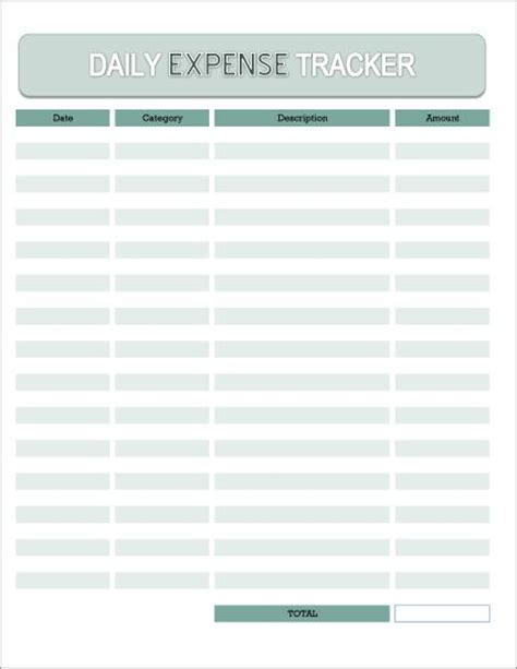 printable spending journal 82 best images about free budget printables on pinterest