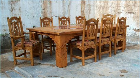 southwest dining room furniture southwest dining table eldesignr
