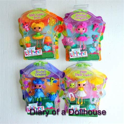 lalaloopsy doll house walmart lalaloopsy mini dolls series 13 flower garden diary of a dollhouse
