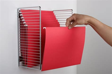 hanging file cabinet organizer rackitfile com cubicle file organizer a small space