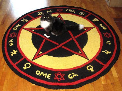 Pentagram Rug by Pentacle Rug Rugs Ideas