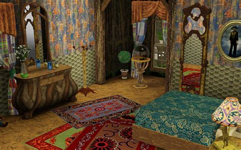 Wiccan Bedroom by Mod The Sims Witch S Hut