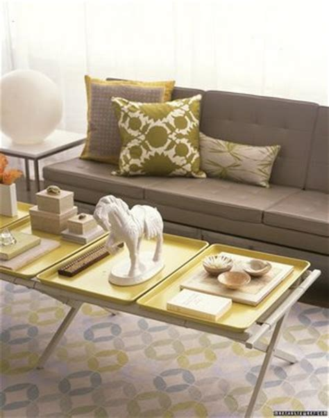 Yellow And Grey Table L Gray And Yellow Room Contemporary Living Room