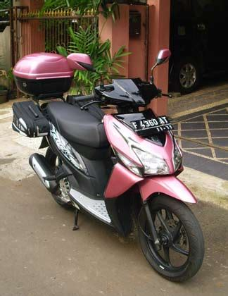 Mio Sporty 2005 Merah sejarah motor kamu sai sekarang
