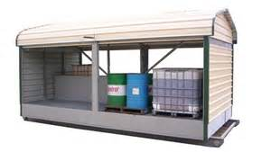 chemical and gas storage