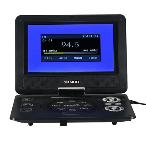Multimedia Card gknuo gkn 900 9 inch portable dvd player digital