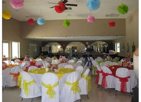 Funeral Home Design Decor by Fabulous 50th Birthday Party