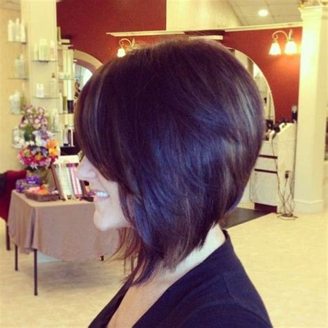 How To Cut A Stacked Look In The Back Of Your Hair | 15 stacked bobs you will love pretty designs
