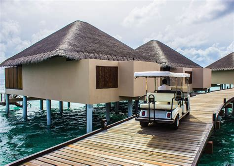 the best overwater bungalows travel leisure 100 maldives water bungalow trip to a resort island