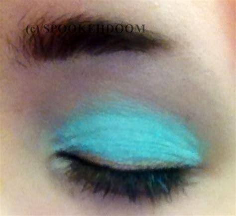 Nyx Hd Eye Shadow Base Primer Eyeshadow Original Asli Makeup spookehdoom eotd mint gold
