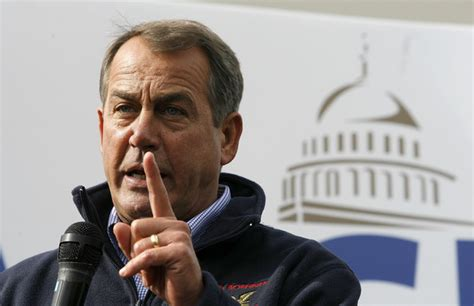 House Minority Leader by House Minority Leader Boehner Attends Rally For Jim