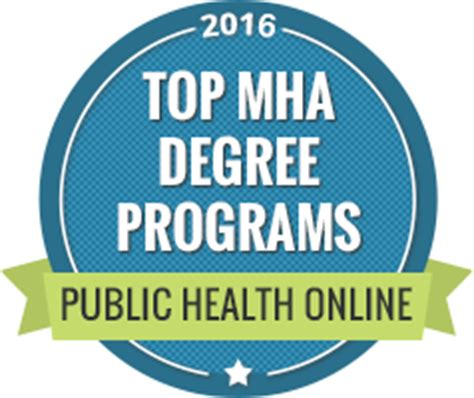 1 year mha programs master of healthcare administration mha degree