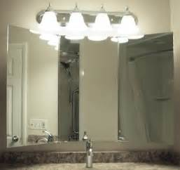 tri folding vanity mirror