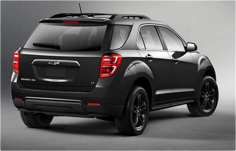 2017 Chevy Equinox Specs by New 2017 Chevrolet Equinox Model Detail Information El