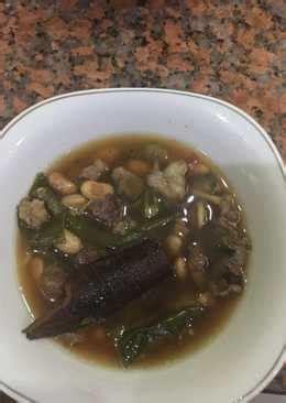kacang merah  resep cookpad