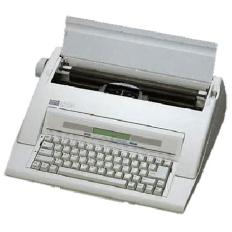 Mesin Ketik nakajima typewriter ax 160 nakajima ax 160