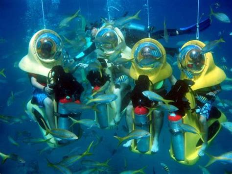 water scooter hawaii underwater scooter in hawaii travel places that i